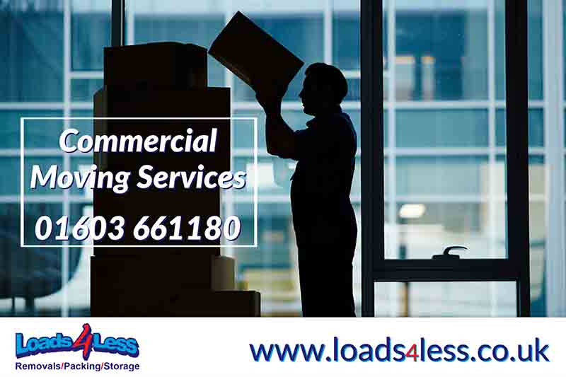 commercial removals norwich